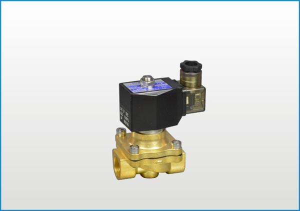 GU系列 二位二通膜片式电磁阀