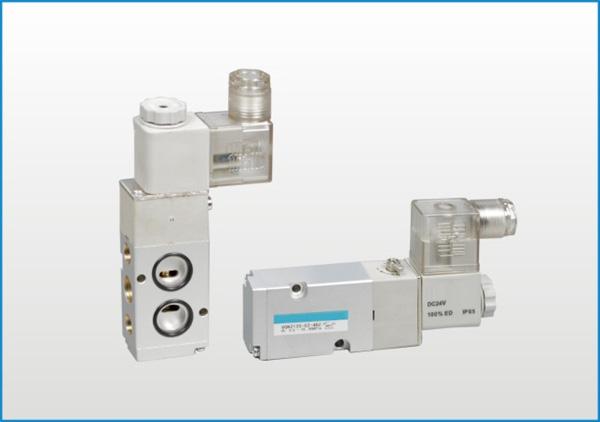 VGN系列五通电磁阀(NAMUR标准)