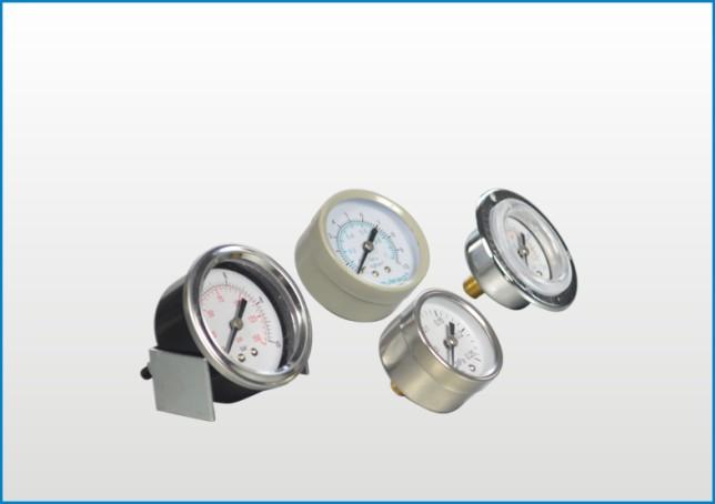 Y系列减压阀用压力表