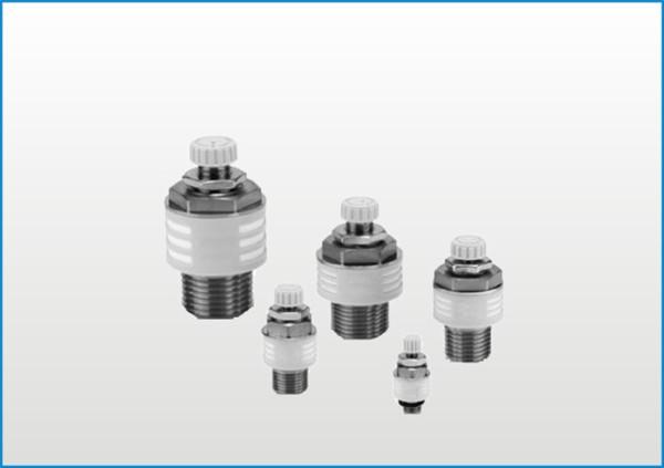PASN系列带消声器的排气节流阀