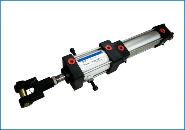 QGSJ气缸|无给油润滑锁紧气缸