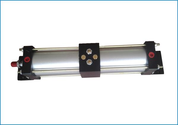 QGD气缸|卧式气液阻尼缸