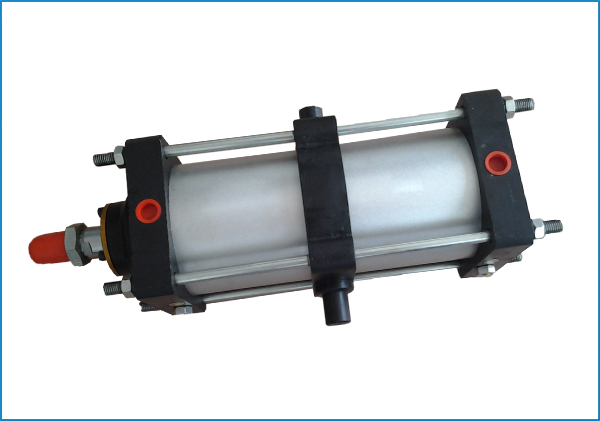 QGA气缸|QGB气缸|缓冲气缸|大型气缸